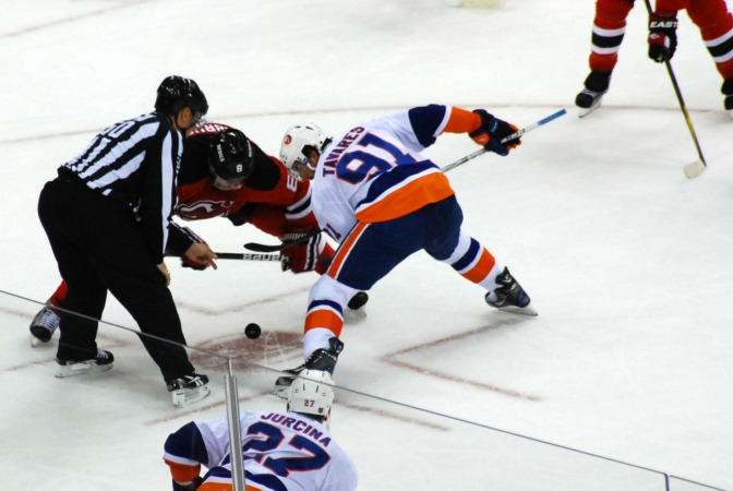 The new NHL season is bringing in a new set of rules with it