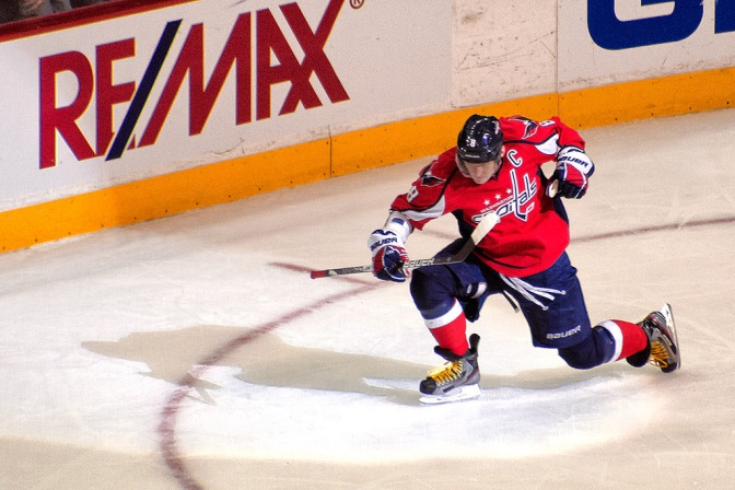 Alexander Ovechkin starts off season in grand fashion
